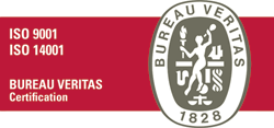 Bureau Veritas Certification - ISO 90001 / ISO 14001