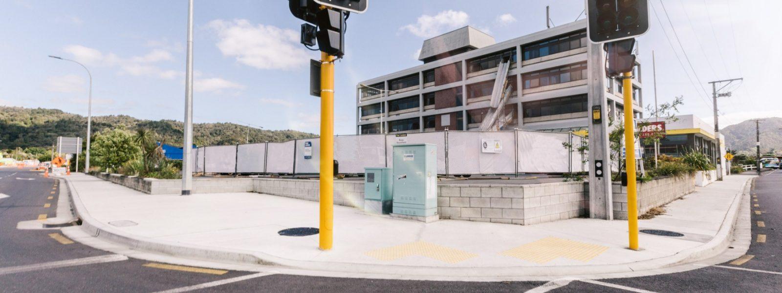 Porowini / Tarewa Intersection - Header Image