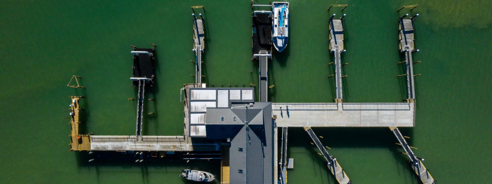 Paihia Wharf - Header Image